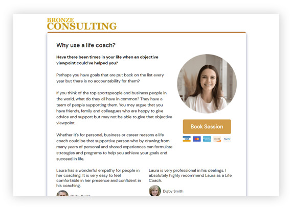 thrivecart-consulting-template